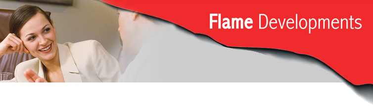 Flame Developments Header